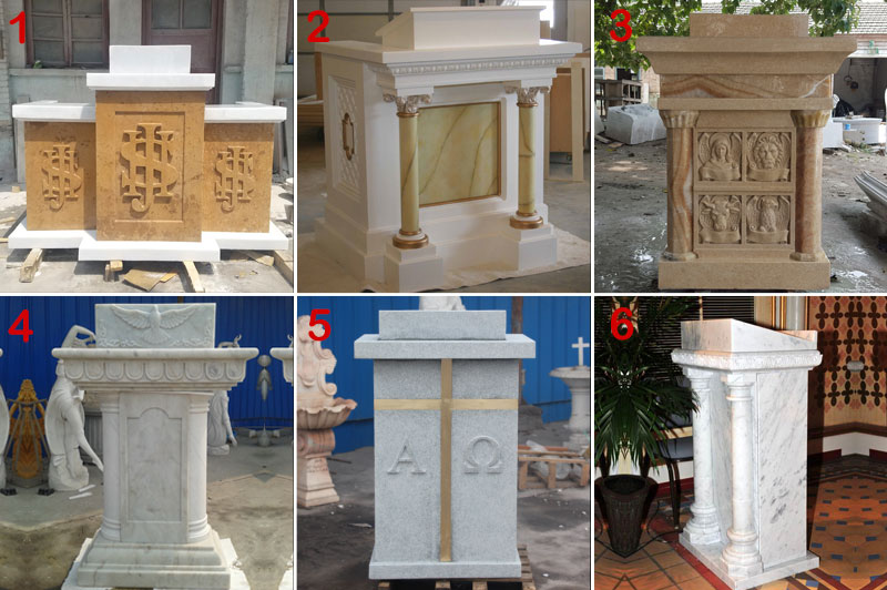 marble pulpit designs