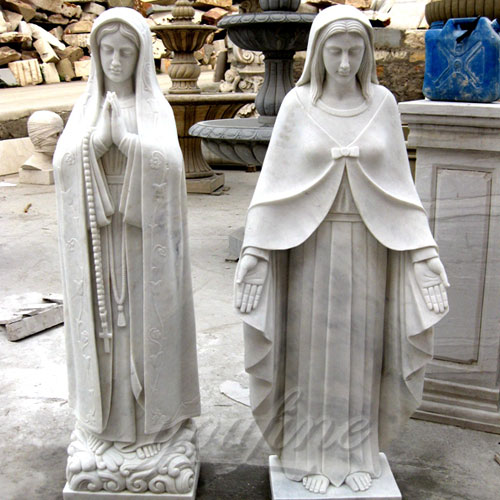 2018 Directly Factory Religious Statues of our Lady of Fatima and Our Lady of Grace for Sale
