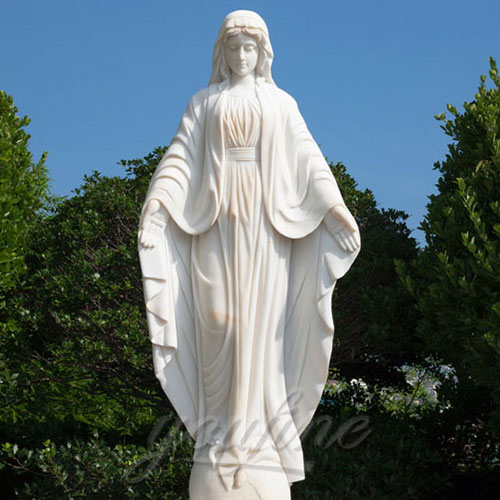 Religious Church Virgin Mary Statues of Our Lady of Grace for Sale