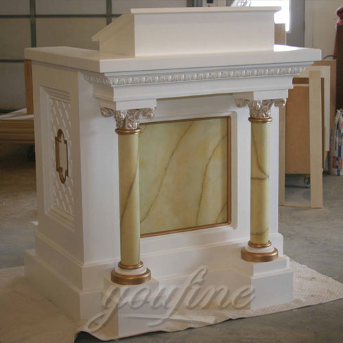 Church Religious Statues of Marble Pulpits for Sale
