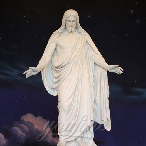 Wholesale Price Religious Statues of Hand Carved Garden Jesus for Sale
