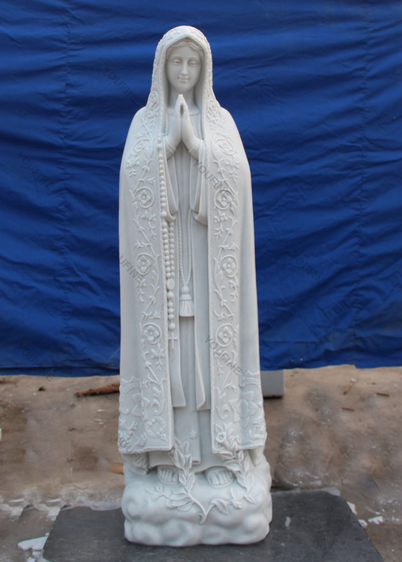 Church sculptures of most beautiful fatima statues for sale