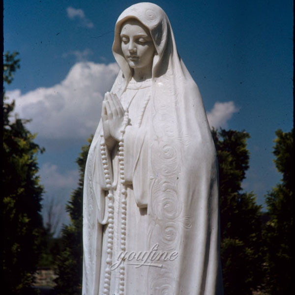 Catholic religious statues of our lady of fatima pilgrim for sale design