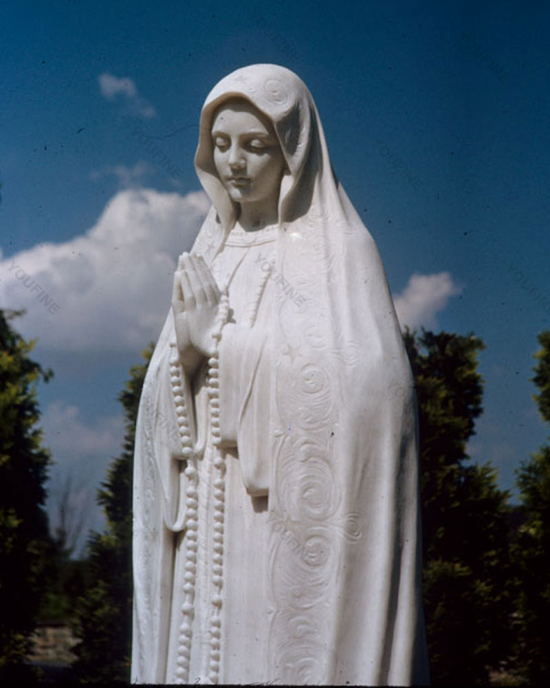 Catholic religious statues of our lady of fatima pilgrim for sale