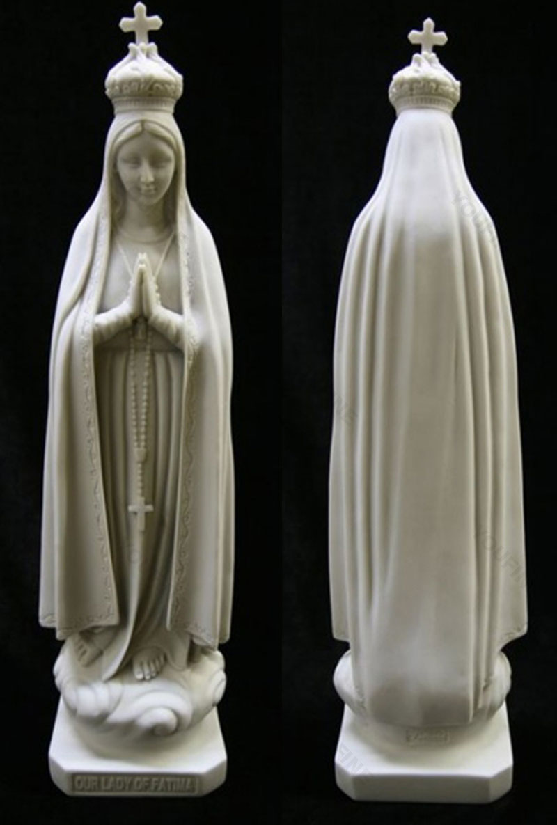 Church religious statues of our lady of fatima pilgrimage to buy design