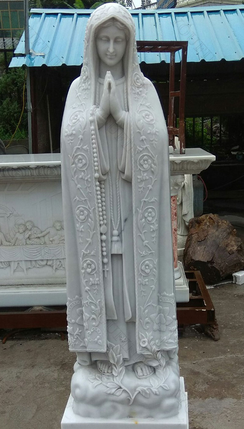 Holy sculptures of our lady of fatima statues designs