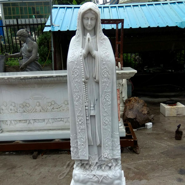 Holy sculptures of our lady of fatima religious statues for sale