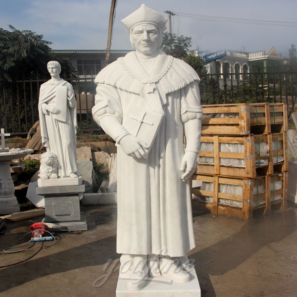 Life size religious marble statues for sale