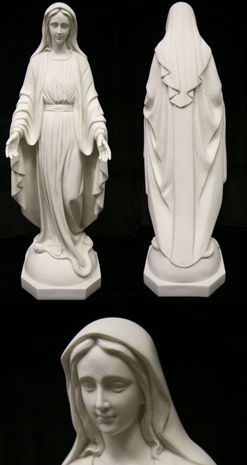 Religious catholic statues of our lady statues for church decoration design