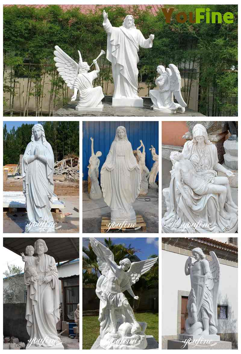 Religious catholic statues of our lady statues for church decoration for sale More Designs