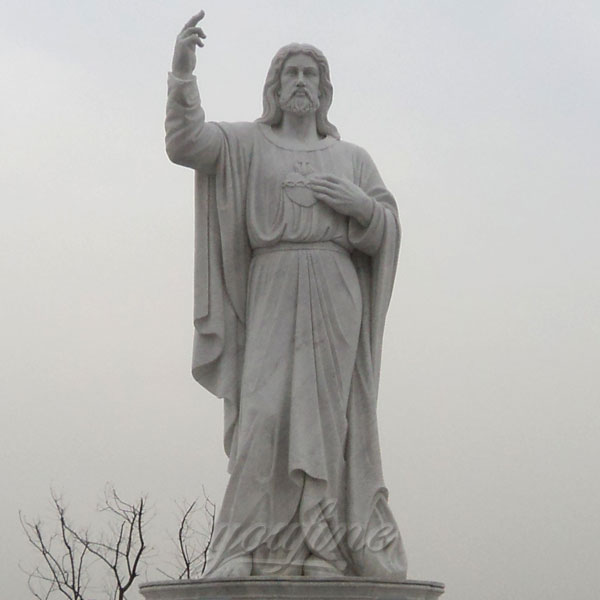 Religious giant jesus statues for outdoor decor