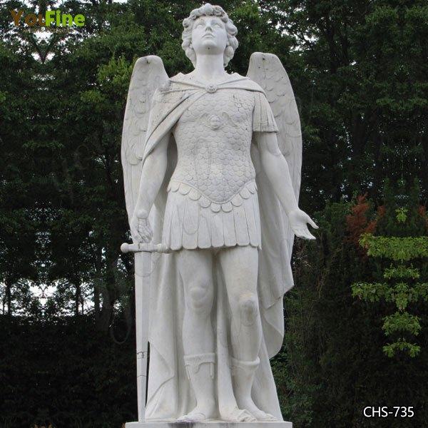 Life Size Catholic St Michael Archangel Statue Wholesale CHS-735