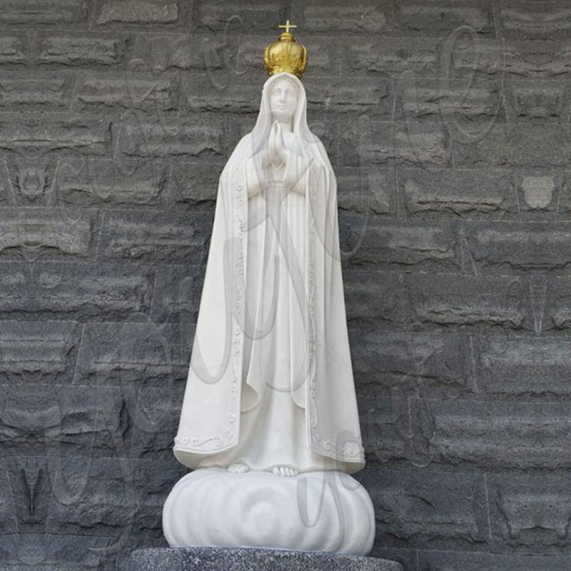Church Religious Our Lady of Fatima Statue for Sale CHS-739